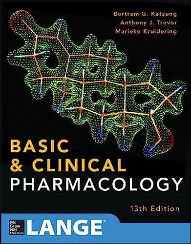 9780071825054: Basic and Clinical Pharmacology 13 E