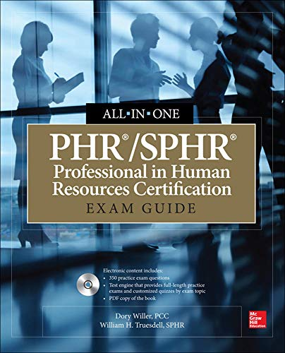 9780071825207: PHR/SPHR Professional in Human Resources Certification All-in-One Exam Guide