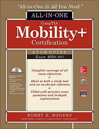 9780071825320: CompTIA Mobility+ Certification Exam Guide: Exam MB0-001