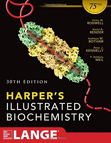 9780071825344: Harpers Illustrated Biochemistry 30th Edition
