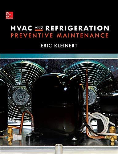 9780071825658: HVAC and Refrigeration Preventive Maintenance (P/L Custom Scoring Survey)