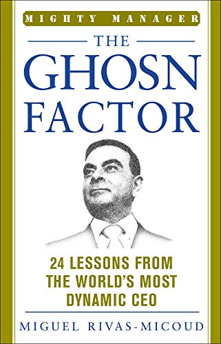 9780071825931: The Ghosn Factor
