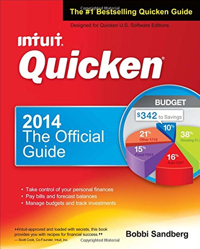 9780071826068: Quicken 2014 The Official Guide (Quicken Press)