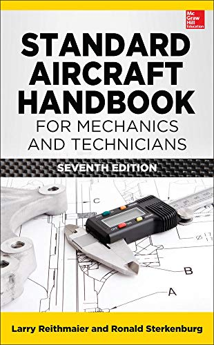 9780071826792: Standard aircraft handbook for mechanics and technicians