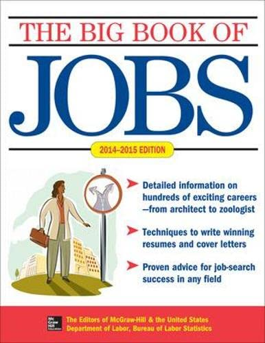 9780071826969: The Big Book of Jobs 2014-2015