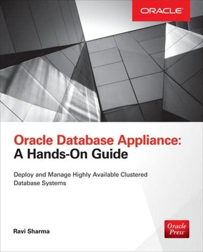 9780071827447: Oracle Database Appliance: A Hands-On Guide (Oracle Press)