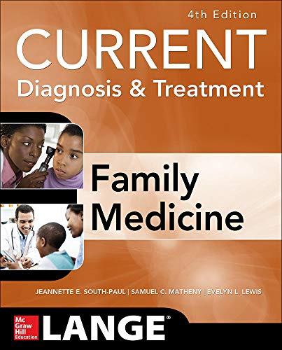 9780071827454: CURRENT Diagnosis & Treatment in Family Medicine, 4th Edition (Lange)