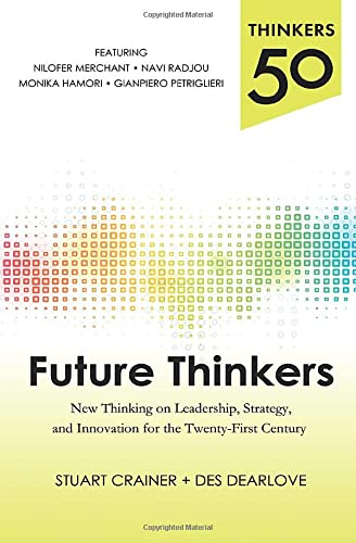 9780071827492: Thinkers 50: Future Thinkers: New Thinking on Leadership, Strategy and Innovation for the 21st Century