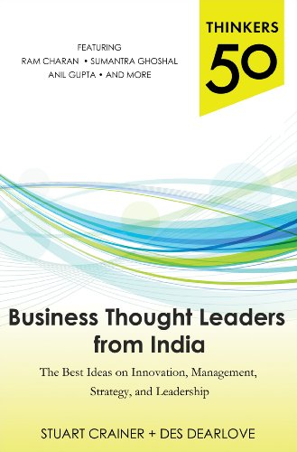 9780071827560: Thinkers 50: Business Thought Leaders from India: The Best Ideas on Innovation, Management, Strategy, and Leadership