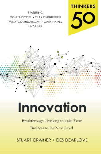 9780071827812: Thinkers 50 Innovation: Breakthrough Thinking to Take Your Business to the Next Level