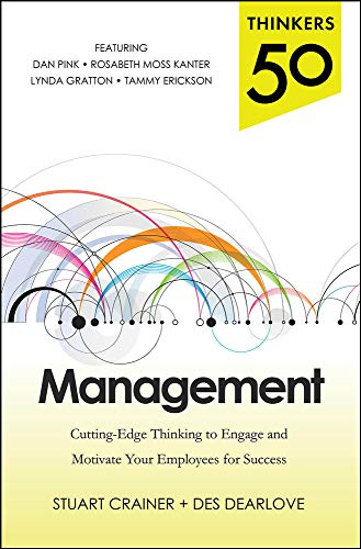 9780071827836: Thinkers 50 Management: Cutting Edge Thinking to Engage and Motivate Your Employees for Success