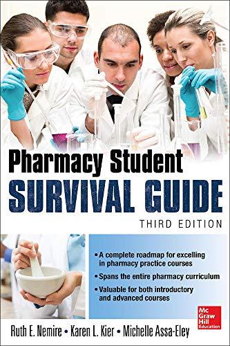 9780071828475: Pharmacy Student Survival Guide, 3E