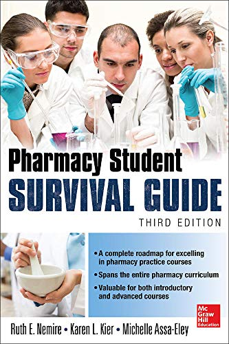 9780071828475: Pharmacy Student Survival Guide, 3E (Nemire, Pharmacy Student Survival Guide)