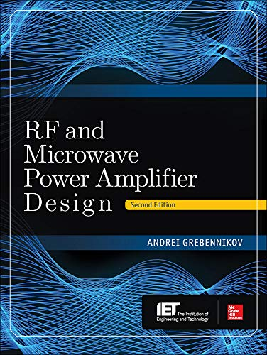9780071828628: RF and Microwave Power Amplifier Design, Second Edition (Electronics)