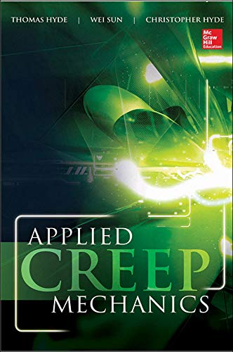 9780071828697: Applied Creep Mechanics