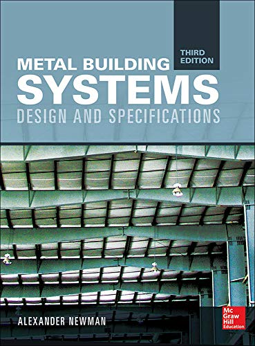 9780071828963: Metal Building Systems, Third Edition: Design and Specifications