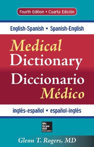 9780071829113: English-Spanish/Spanish-English Medical Dictionary, Fourth Edition