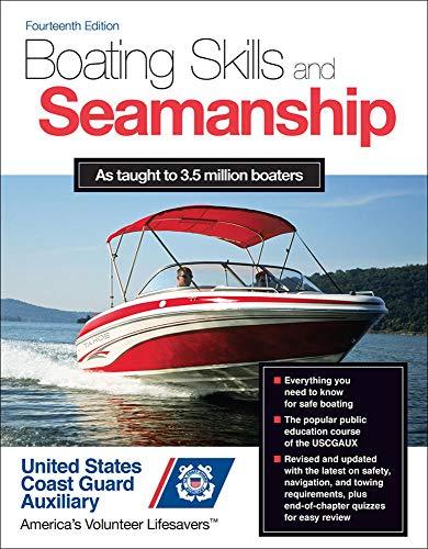 9780071829328: Boating Skills and Seamanship, 14th Edition