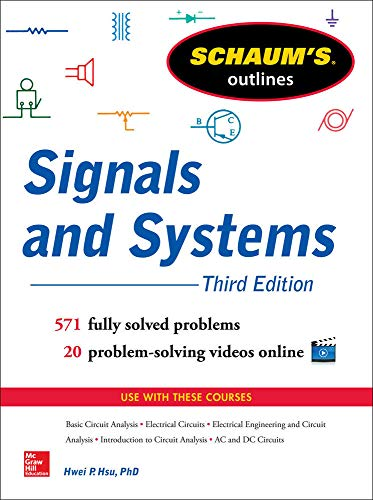 9780071829465: Schaum's Outline of Signals and Systems, 3rd Edition (Schaum's Outlines)