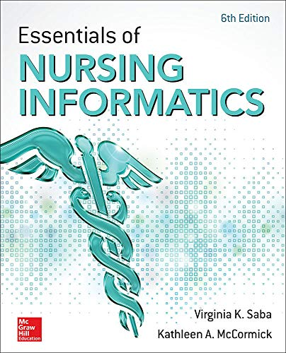 9780071829557: Essentials of Nursing Informatics, 6th Edition