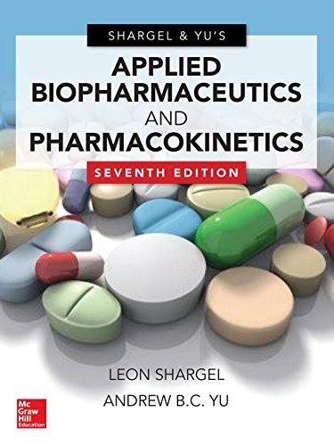 9780071830935: Applied Biopharmaceutics & Pharmacokinetics, Seventh Edition (Pharmacy)