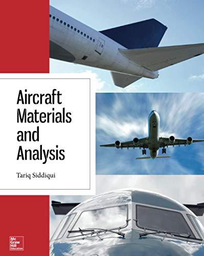 9780071831130: Aircraft Materials and Analysis