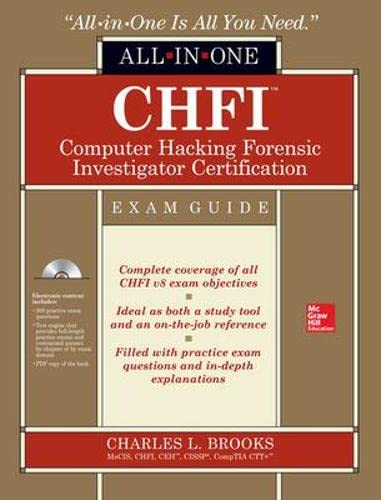 9780071831567: CHFI Computer Hacking Forensic Investigator All-in-One Exam Guide