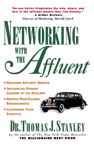 9780071831680: Networking with the Affluent
