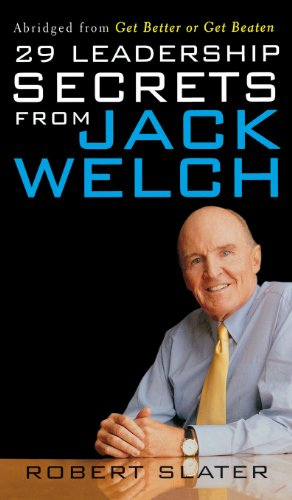 9780071831710: 29 Leadership Secrets from Jack Welch