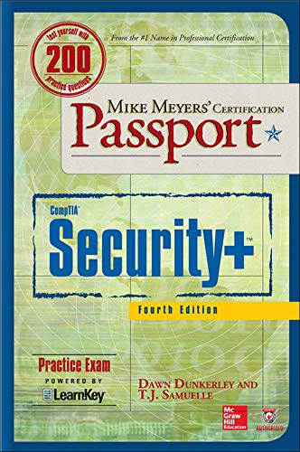 9780071832144: Mike Meyers' CompTIA Security+ Certification Passport, Fourth Edition (Exam SY0-401) (Mike Meyers' Certficiation Passport)