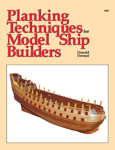 9780071832397: Planking Techniques for Model Ship Builders
