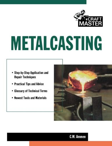 9780071832427: Metalcasting (Craftmaster)