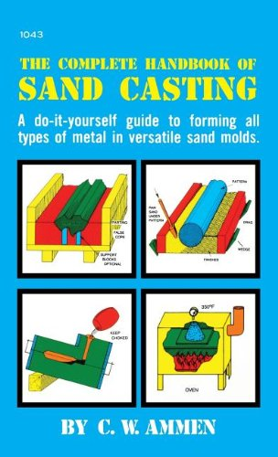 9780071832472: The Complete Handbook of Sand Casting