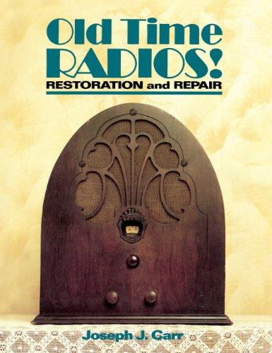 9780071832625: Old Time Radios Restoration & Repair