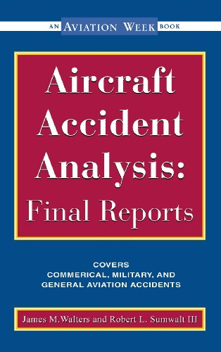 9780071832649: Aircraft Accident Analysis: Final Reports (Aviation Week Books)