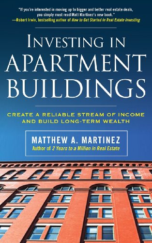 9780071832861: Investing in Apartment Buildings: Create a Reliable Stream of Income and Build Long-Term Wealth