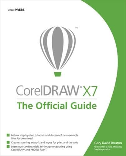 9780071833141: CorelDRAW X7: The Official Guide