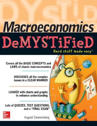 9780071833332: Macroeconomics Demystified