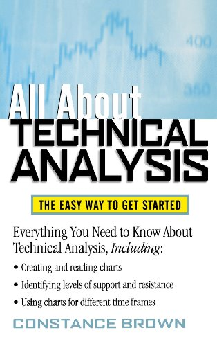 9780071833400: All about Technical Analysis: The Easy Way to Get Started