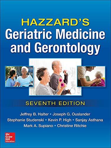 9780071833455: Hazzard's Geriatric Medicine and Gerontology, Seventh Edition (Medical/Denistry)
