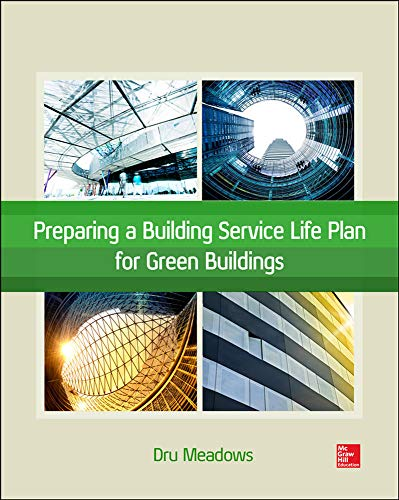 9780071834421: Preparing a Building Service Life Plan for Green Buildings