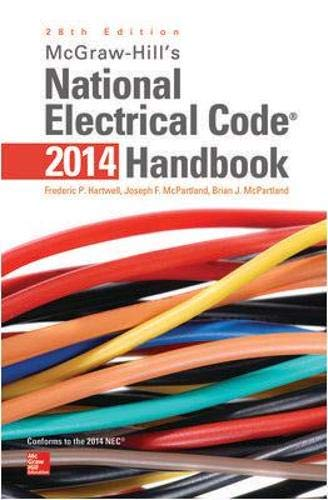 9780071834780: McGraw-Hill's National Electrical Code 2014 Handbook, 28E