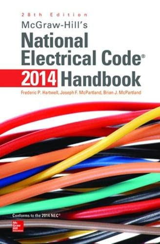 9780071834780: McGraw-Hill's National Electrical Code 2014 Handbook, 28th Edition (McGraw Hill's National Electrical Code Handbook)