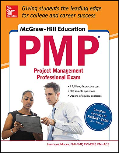 9780071834803: McGraw-Hill Education PMP Project Management Professional Exam (Test Prep)