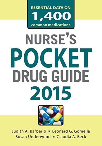 9780071835183: Nurses Pocket Drug Guide 2015 (Pocket Reference)