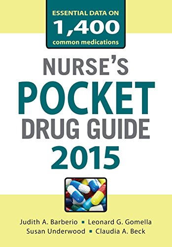9780071835183: Nurses Pocket Drug Guide 2015 (Pocket Reference)