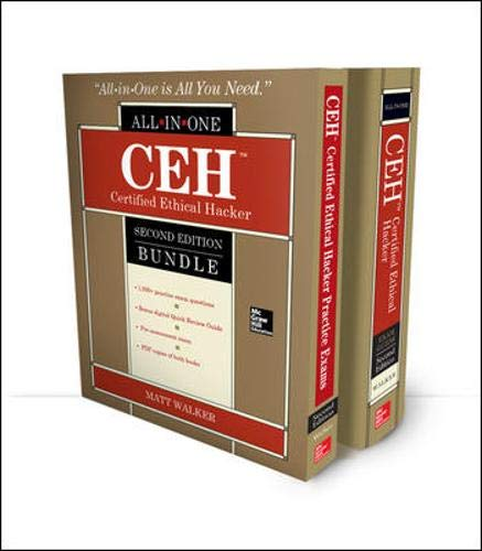 9780071835572: CEH Certified Ethical Hacker Exam Guide / CEH Certified Ethical Hacker Practive Exams