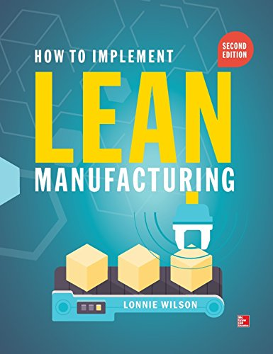 9780071835732: How To Implement Lean Manufacturing, Second Edition (Mechanical Engineering)