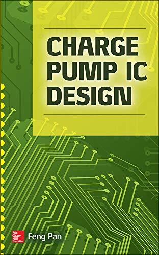 9780071836777: Charge Pump IC Design (Electronics)
