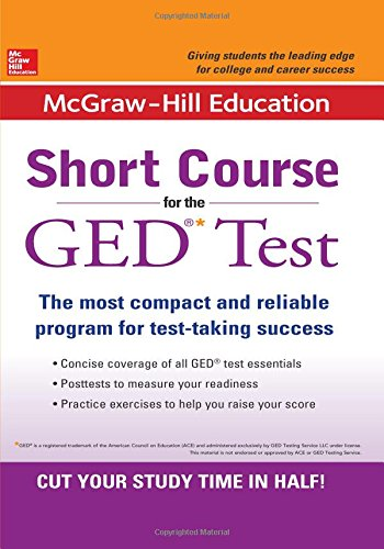 9780071836852: McGraw-Hill Education Short Course for the GED Test